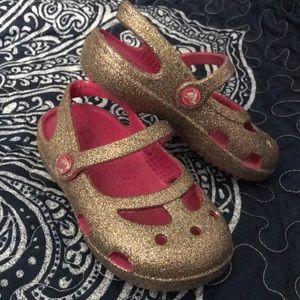 Crocs girls Mary Jane